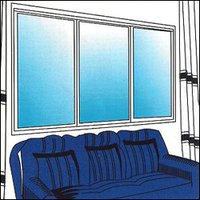 Sliding Window 2/ 3/ 4 Track