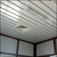 Aluminium Modular False Ceiling Systems