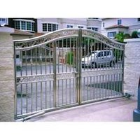 Automatic Entrance Gate