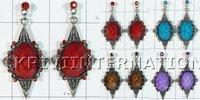 KWLL09073 10 Pair Designer Hanging Earrings