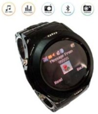 Steel House Watch Mobile Phone