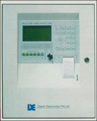 De-Ga-5i Addressable Fire Alarm Control Panel