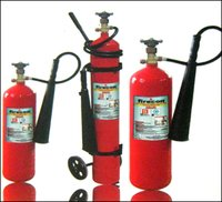 Carbondioxide Type Fire Extinguisher