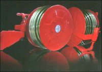 First Aid Hose Reel For Fire Extinguisher