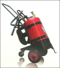 Mechanical Foam Trolley Fire Extinguisher