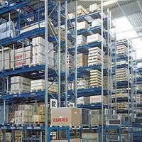 Heavy Duty High Rise Pallet Storage System