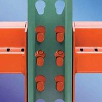 Upright Pallet Rack Accessories