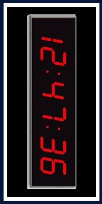 GPS Digital Clocks