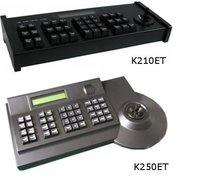 2D Control Keyboards