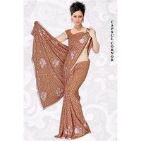 Capsul Cornor Saree