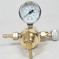 LPG Regulator With Meter