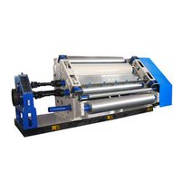 Roll Header Gluing Machines
