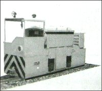 Battery Locomotive