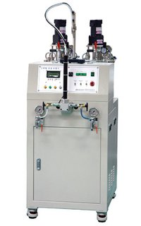 Agitation/Vacuum Deaeration Two Liquid Type Automatic Dispenser