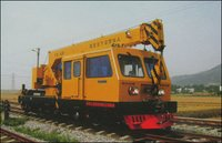 Rail Crane Vehicle