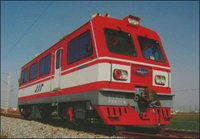 Heavy Duty Rail Vehicle Big