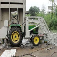 Tractor Attachments For Cotton Ginning