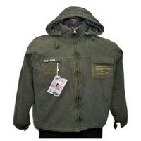 Cotton Hud Jacket