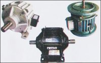 Electromagnetic Encase Cluth Brake Combination