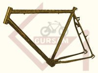 Bicycle Frame Mountain Type