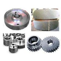 Helical And Double Helical Gears