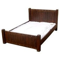 Acasia Wood made Bed