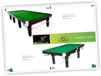 Int 3300 Pool Table