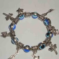 Lucky Charm Evil Eye Bracelets