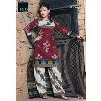 Salwar suit fancy