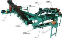 Tyre Recycling Machine