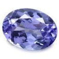Shining Tanzanite Gem Stone
