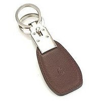 Italian Leather Keychains