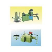 Wire Straightening/Cutting Machines