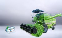 Self Propelled Combine