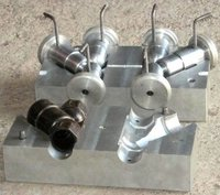 Y Body Investment Casting Die