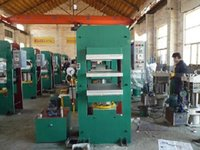 Rubber Plate Press Machine
