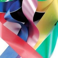 Nylon Satin Ribbons & Polyester Ribbons
