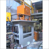Disch Head Hydraulic Press