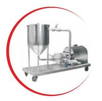 Inline Homogenizer