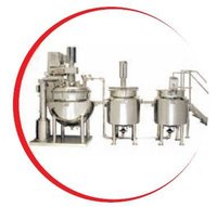 Ointment Plant Machinery