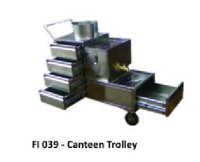 Canteen Trolley