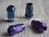 Titanium Alloy Lug Nuts