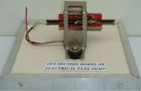 Electrical Fuel Pump Model