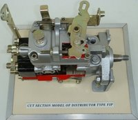 Distributor Type Fuel Injection Pump Model