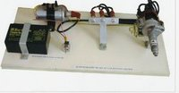Demonstration Board Of Ignition System Of An Automobile 4 Wheeler