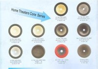 Home Theater Cone Series Speaker Diaphragms