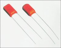 Miniature Polyester Film Stacked Capacitor