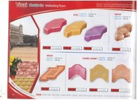 Paver Interlocking Moulds