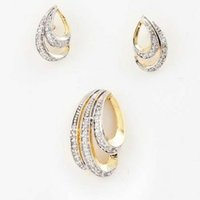 American Diamond Earings