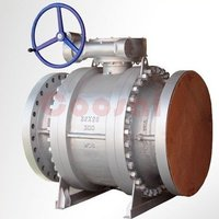 Reduced Bore API Ball Valve